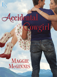 Accidental Cowgirl Cover