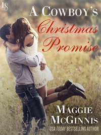 Cowboy's Christmas Promise Cover